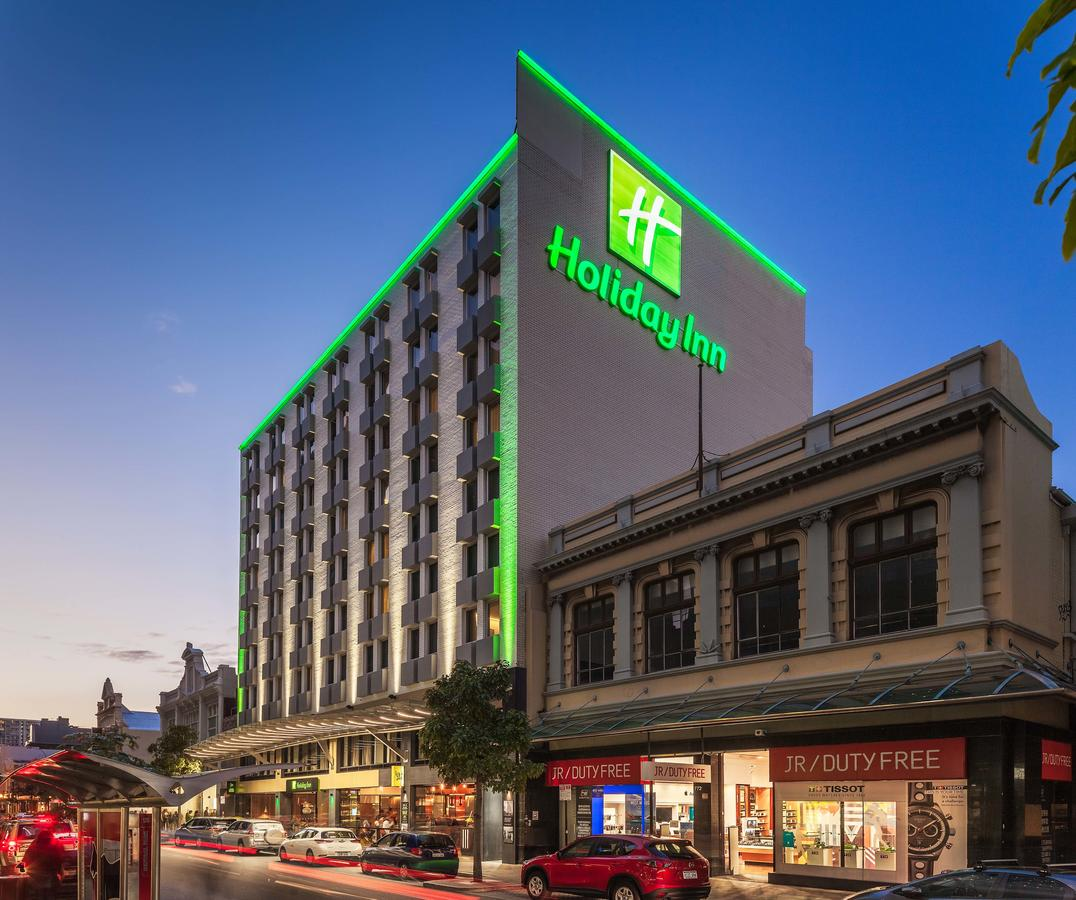 Holiday Inn Perth City Centre - Accommodation Redcliffe
