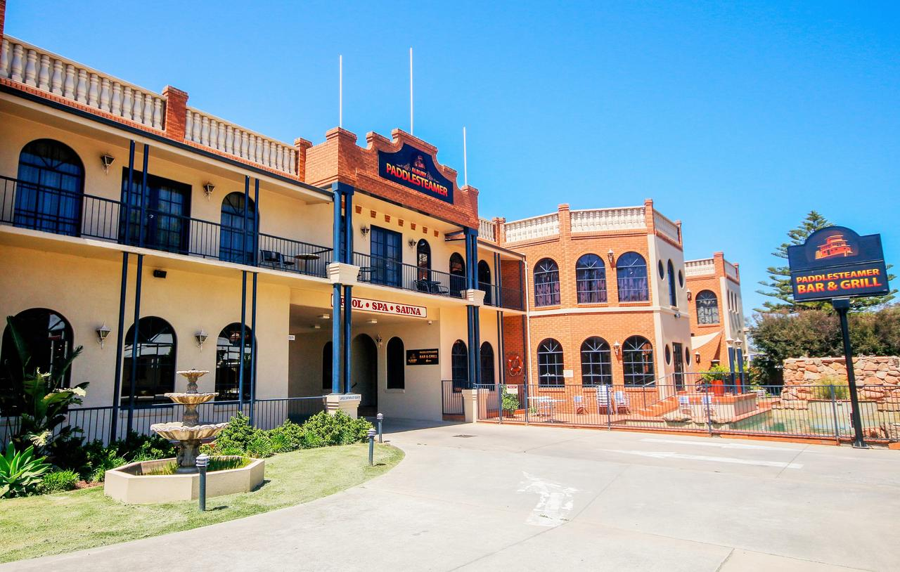 Albury Paddlesteamer Motel - Accommodation Redcliffe