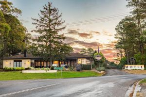 Bundanoon Country Inn Motel - Accommodation Redcliffe