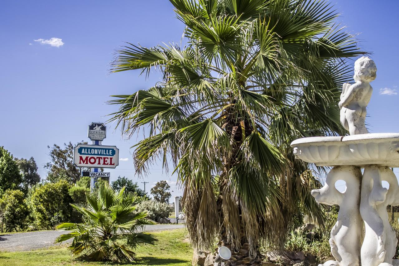 Allonville Gardens Motel - Accommodation Redcliffe