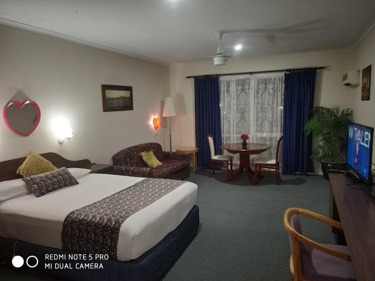 Australia Park Motel - Accommodation Redcliffe