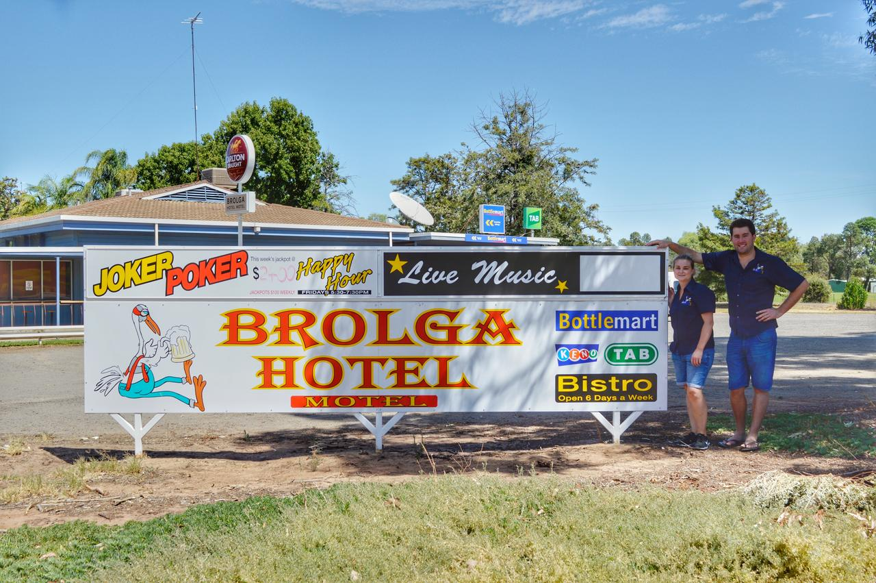 Brolga Hotel Motel - Coleambally - Accommodation Redcliffe