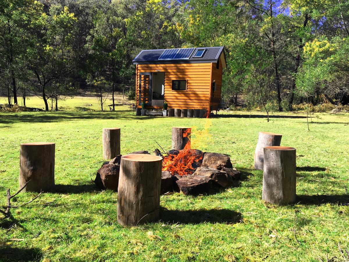 Christopher Tiny House - Accommodation Redcliffe