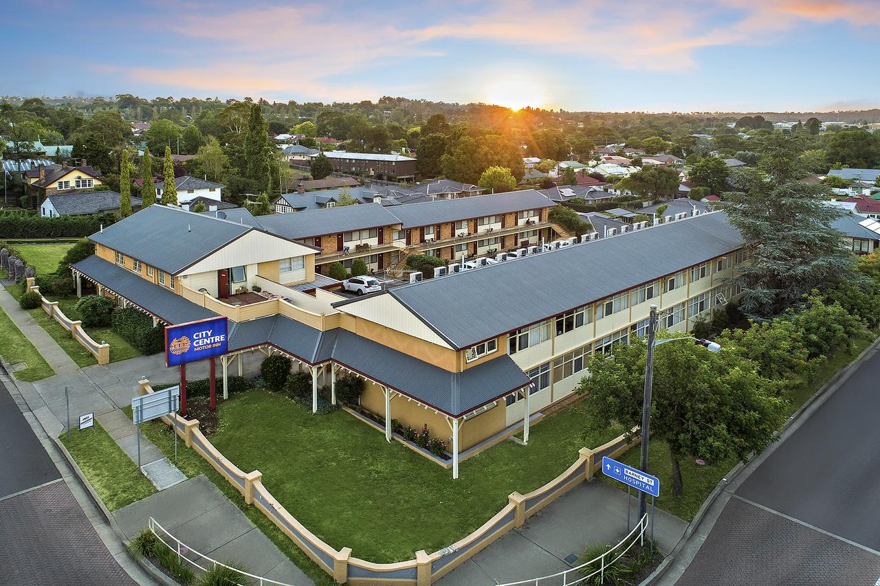 City Centre Motor Inn - Accommodation Redcliffe