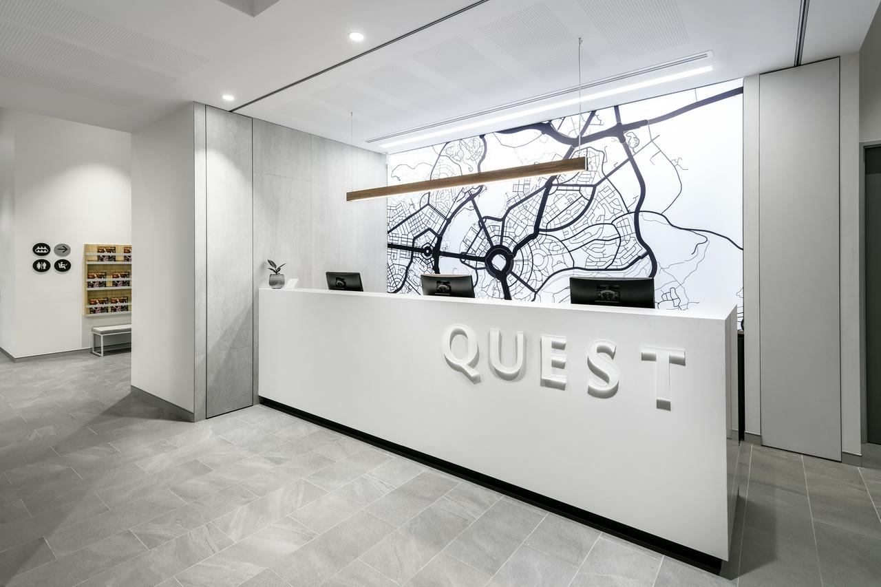 Quest Canberra City Walk - Accommodation Redcliffe