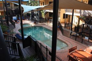 Apartments at Blue Seas Resort - Accommodation Redcliffe