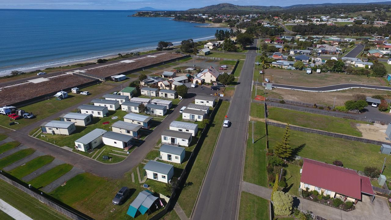 Swansea Holiday Park Tasmania - Accommodation Redcliffe