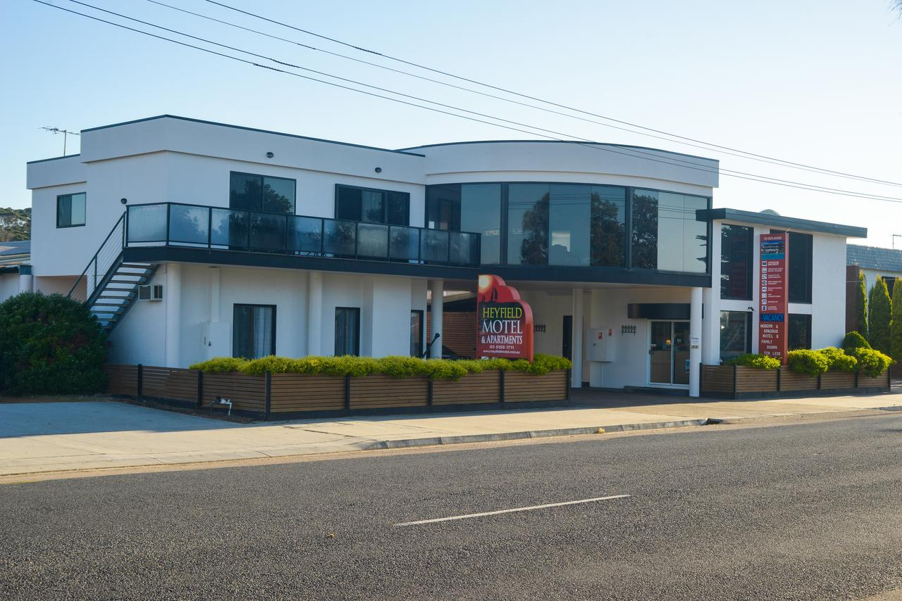 Heyfield Motel and Apartments - Accommodation Redcliffe