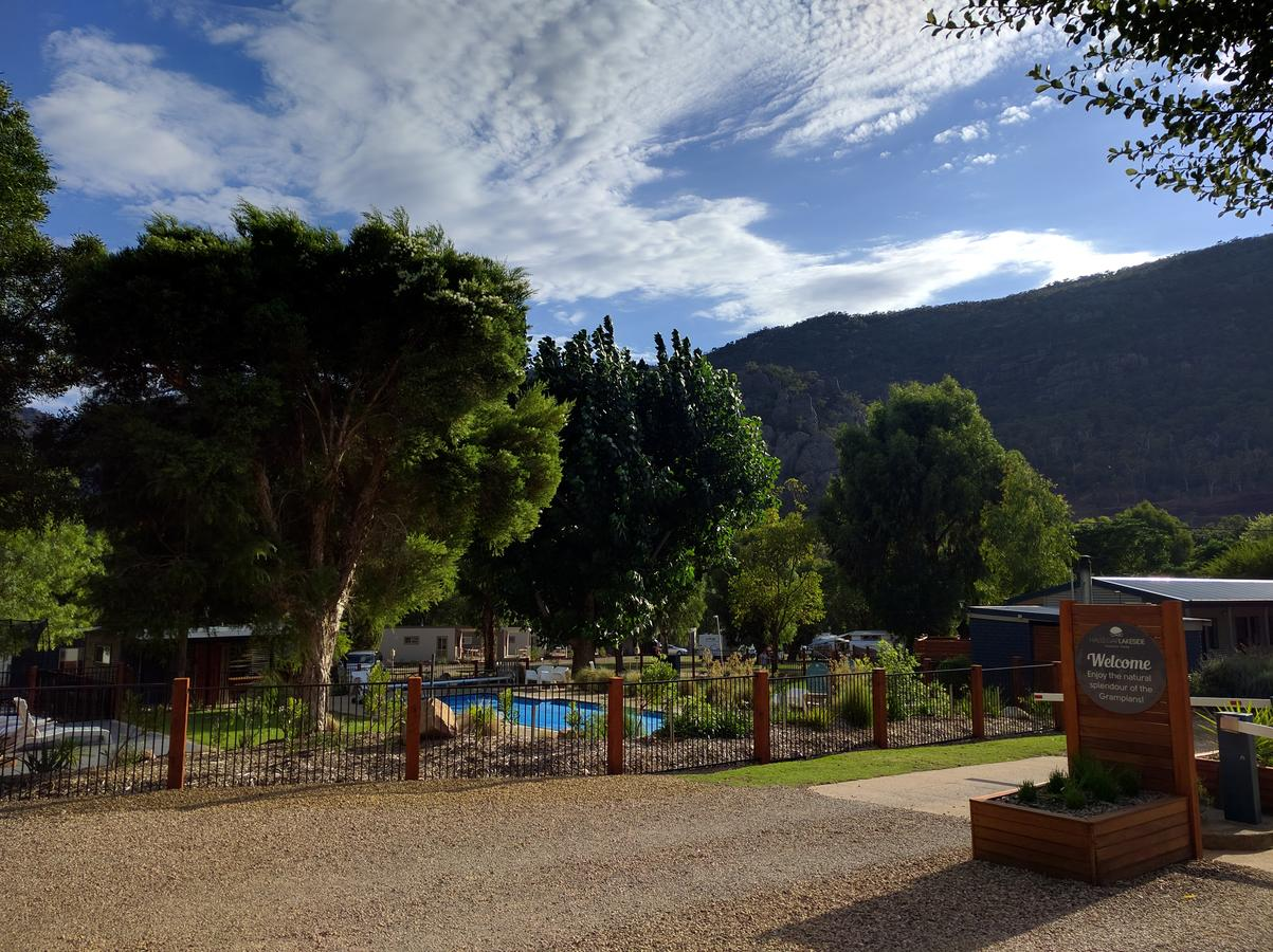 Halls Gap Lakeside Tourist Park - Accommodation Redcliffe