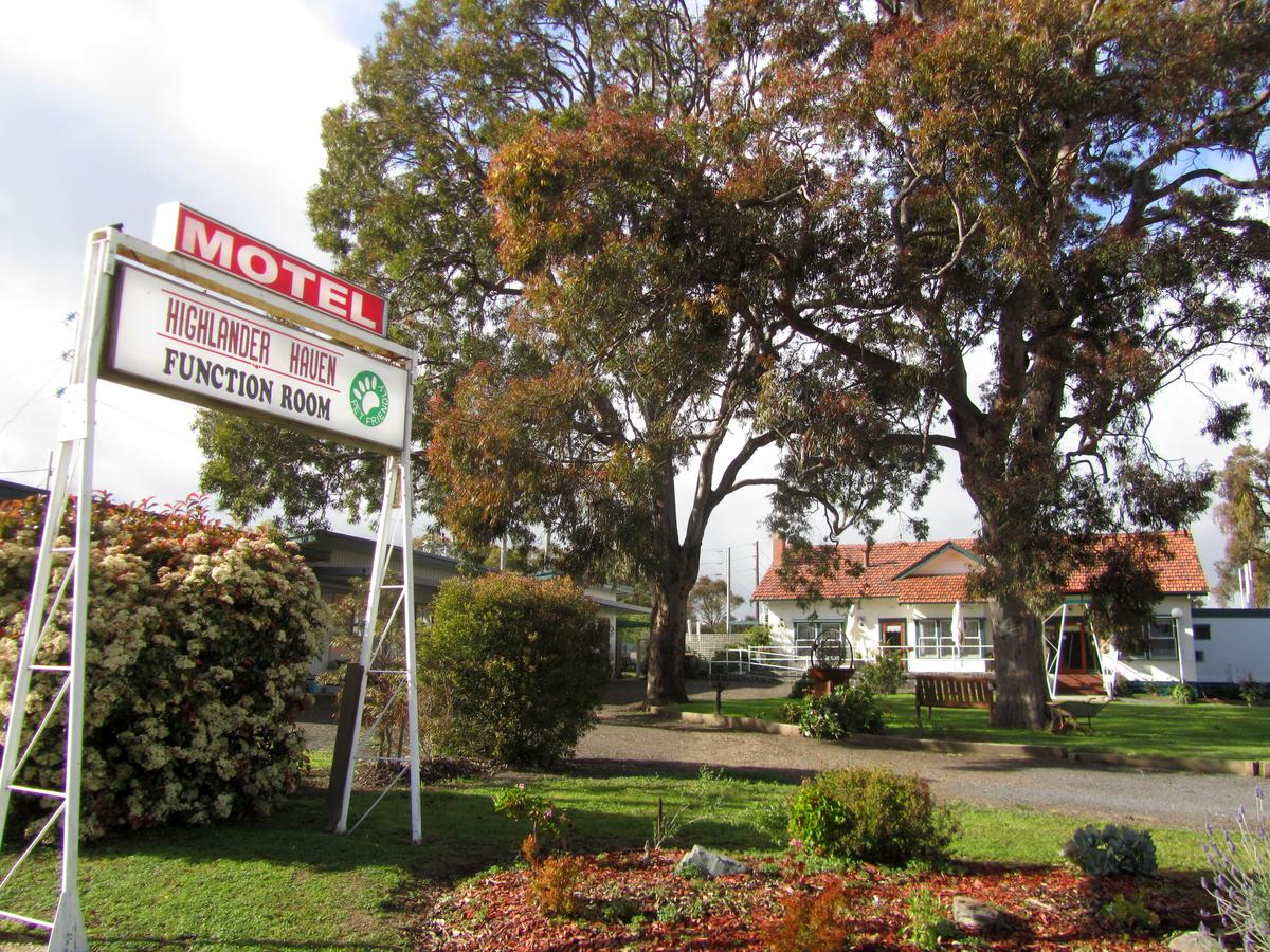Highlander Haven Motel - Accommodation Redcliffe
