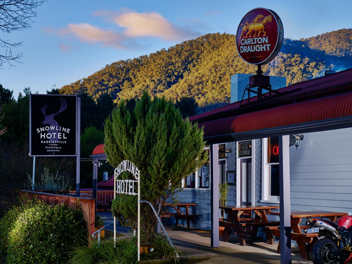 The Harrietville Snowline Hotel - Accommodation Redcliffe