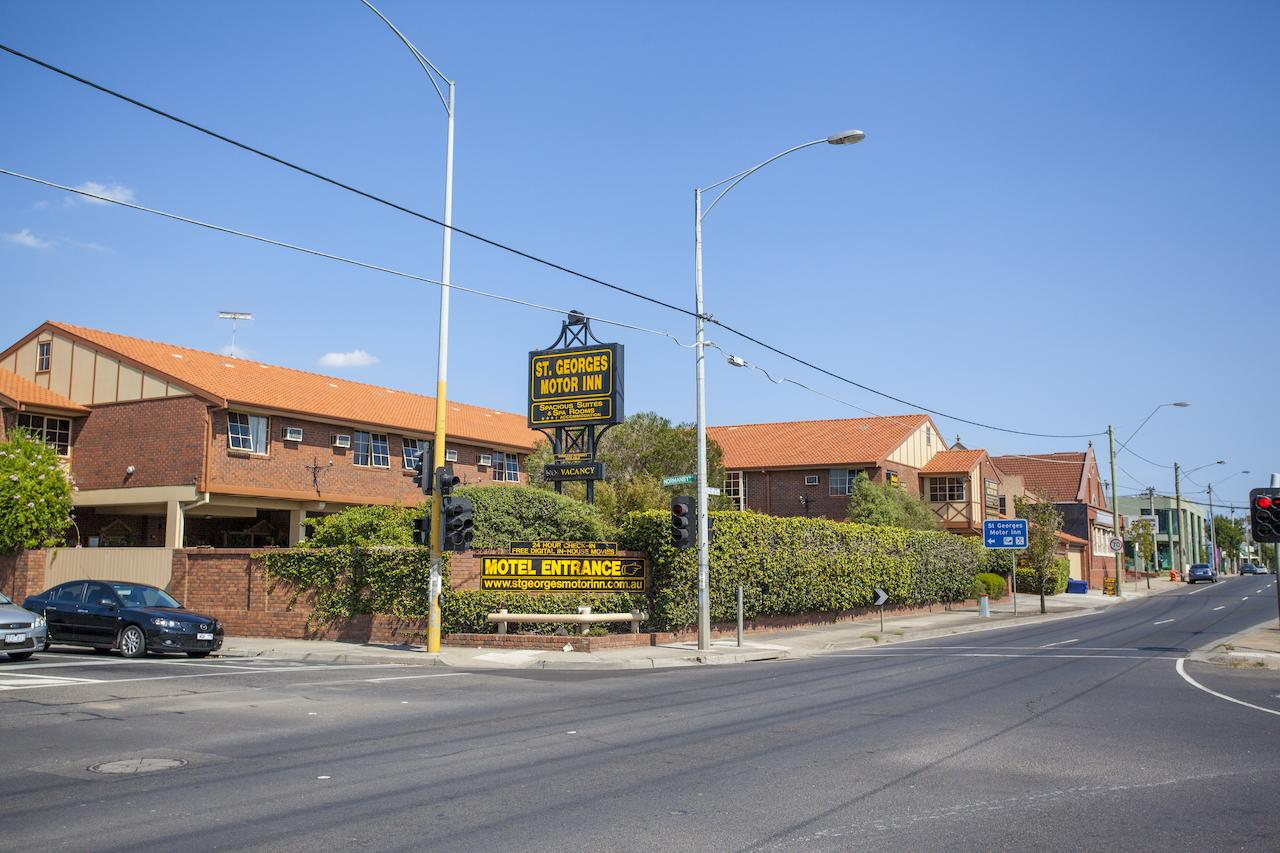 St Georges Motor Inn - Accommodation Redcliffe