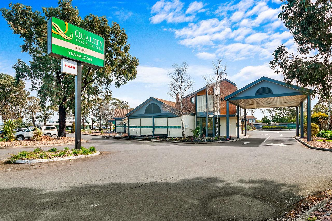 Quality Inn  Suites Traralgon - Accommodation Redcliffe