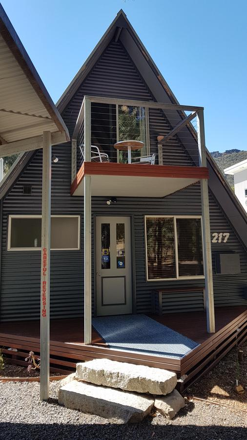 The A-Frame - Accommodation Redcliffe
