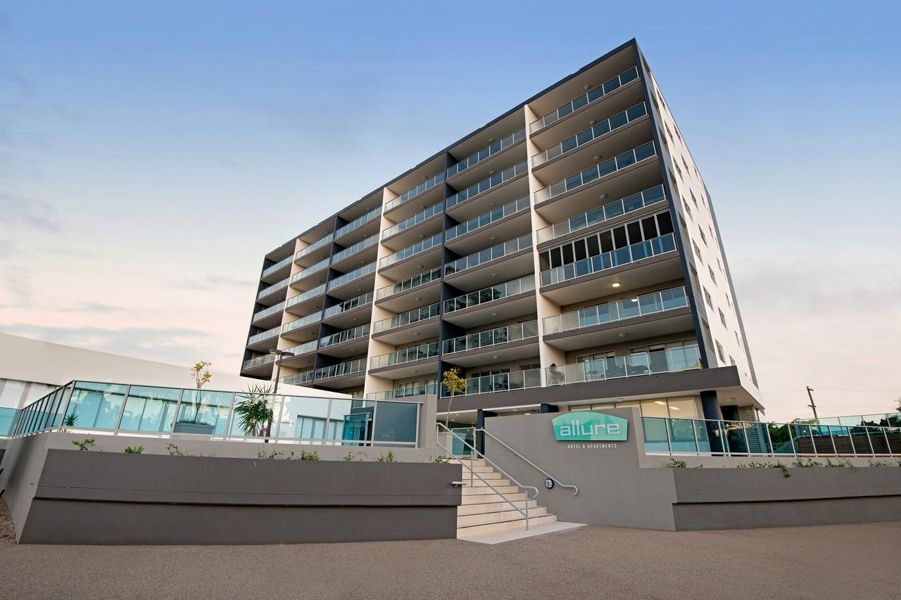 Allure Hotel  Apartments - Accommodation Redcliffe