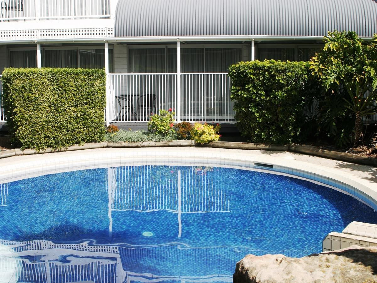 Dalby Manor Motor Inn - Accommodation Redcliffe