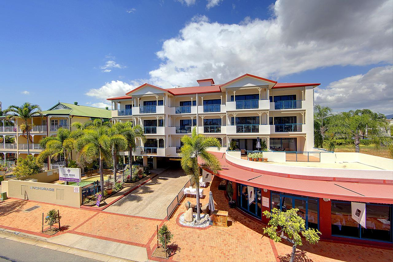 Park Regis Anchorage - Accommodation Redcliffe