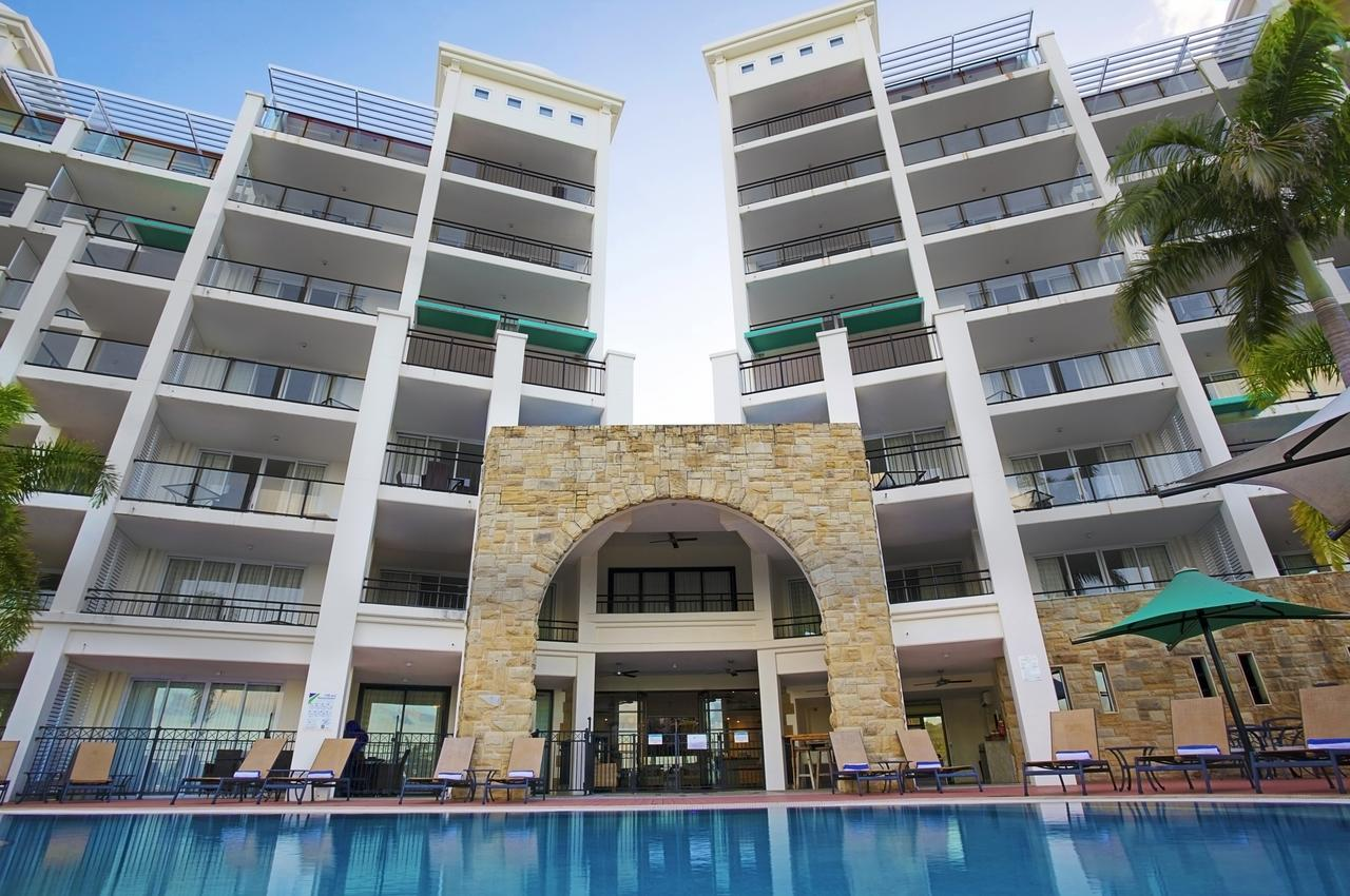 at Blue Horizon Resort Apartments - Accommodation Redcliffe