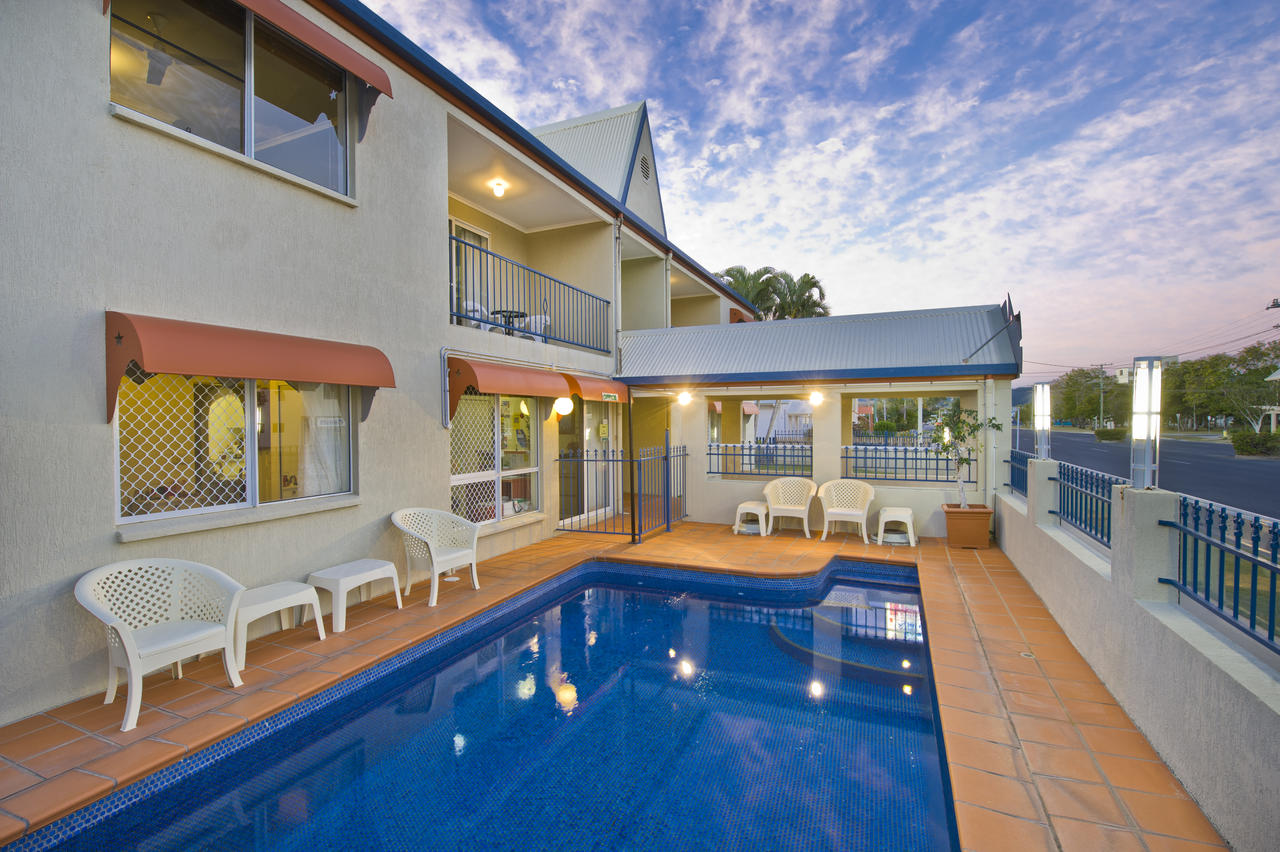 Rockhampton Serviced Apartments - Accommodation Redcliffe