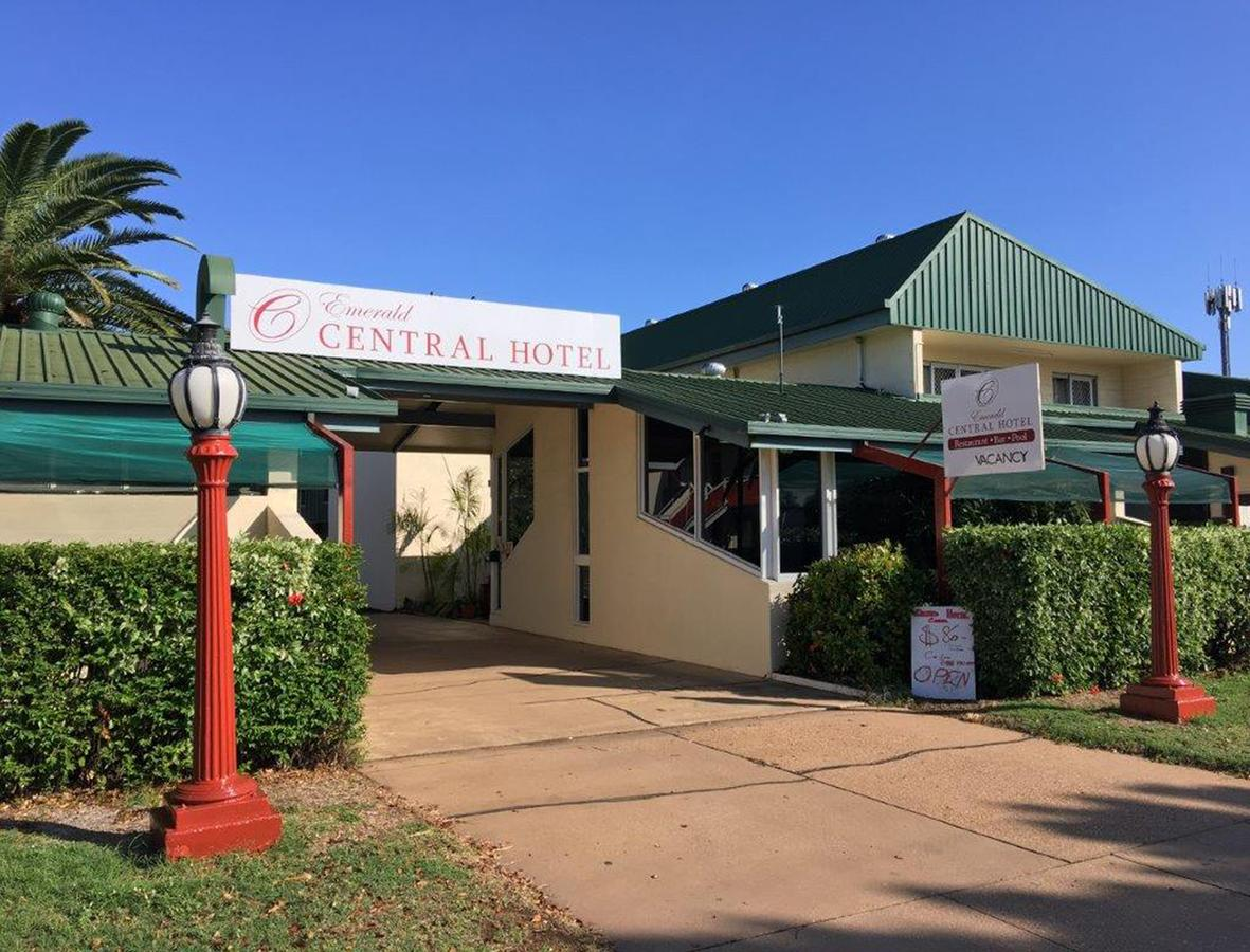 Emerald Central Hotel - Accommodation Redcliffe