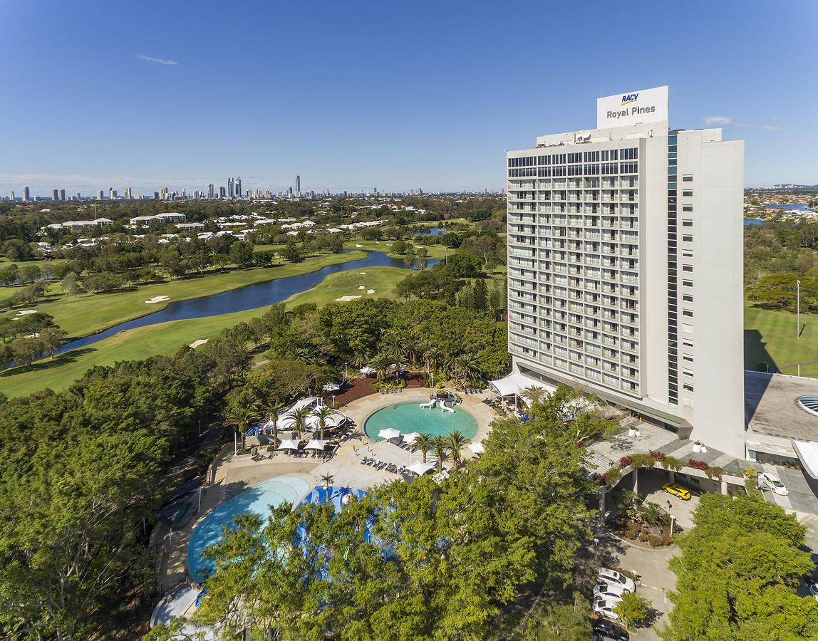 RACV Royal Pines Resort Gold Coast - Accommodation Redcliffe