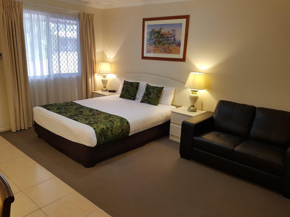 The Palms Motel - Accommodation Redcliffe