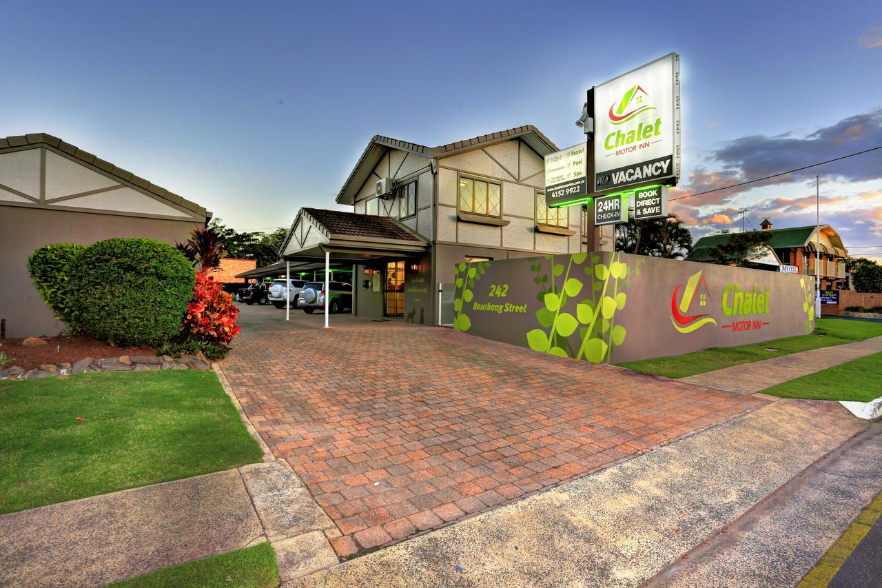 Chalet Motor Inn - Accommodation Redcliffe