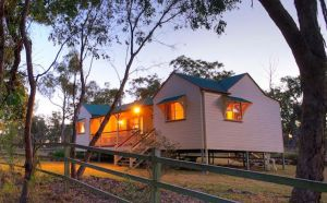 Accommodation Creek Cottages  Sundown View Suites - Accommodation Redcliffe
